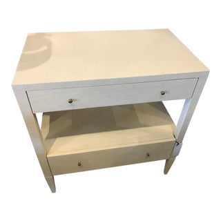 Transitional Made Goods Conrad Nightstand For Sale