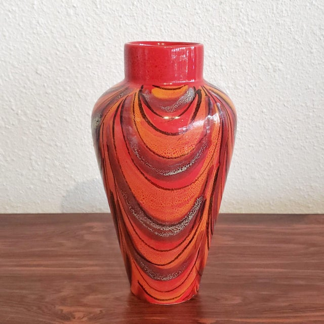 Vintage Vase by Alvino Bagni For Sale - Image 9 of 9