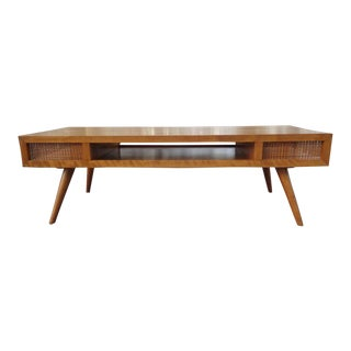 Russel Wright for Conant Ball Coffee Table For Sale