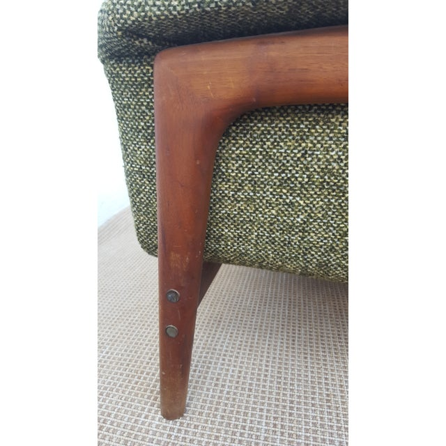 """Mid-Century Modern """" Dux """" of Sweden Sofa For Sale In Miami - Image 6 of 12"""