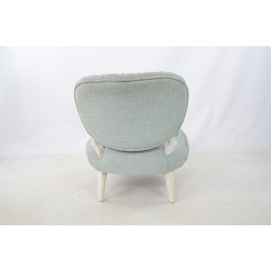 Victorian-Style Boudoir Chair - Image 4 of 4