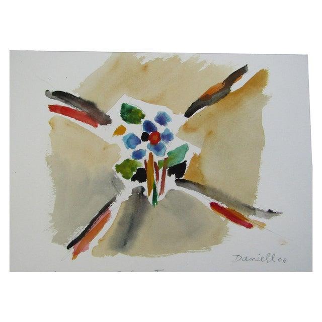 """Violets That Break the Concrete"" - Image 2 of 5"