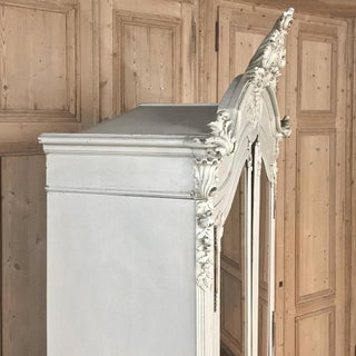 19th Century French Louis XV Painted Display Armoire ~ Bookcase Preview