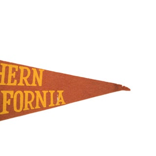 University of Southern California Felt Flag Preview