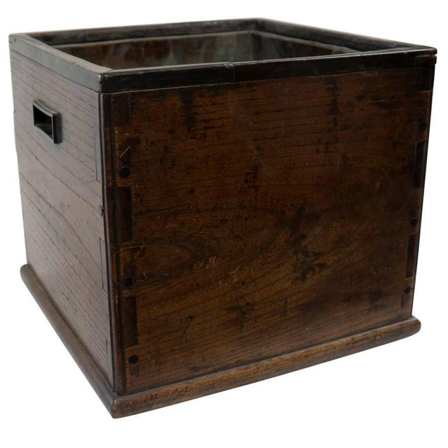 Antique Square Hibachi For Sale - Image 4 of 8