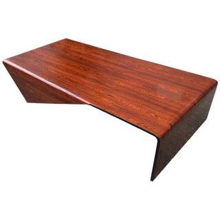 Andorinha Coffee Table by Jorge Zalszupin For Sale