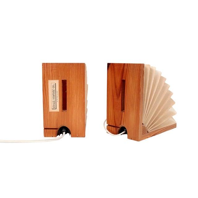 Noah Slutsky Table Lamps - a Pair For Sale - Image 12 of 13