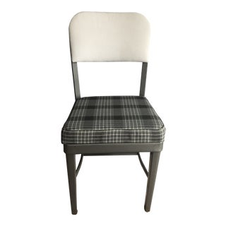 Mid-Century Vintage Tanker Chair For Sale