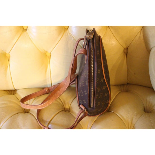Animal Skin Small Louis Vuitton Backpack Monogramm Bag For Sale - Image 7 of 12