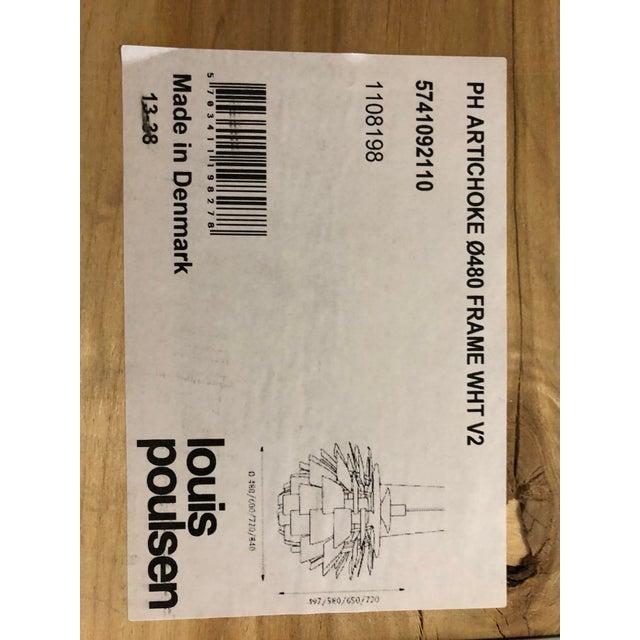 """Louis Poulsen """"Artichoke"""" Pendant Lamp For Sale In Boston - Image 6 of 7"""