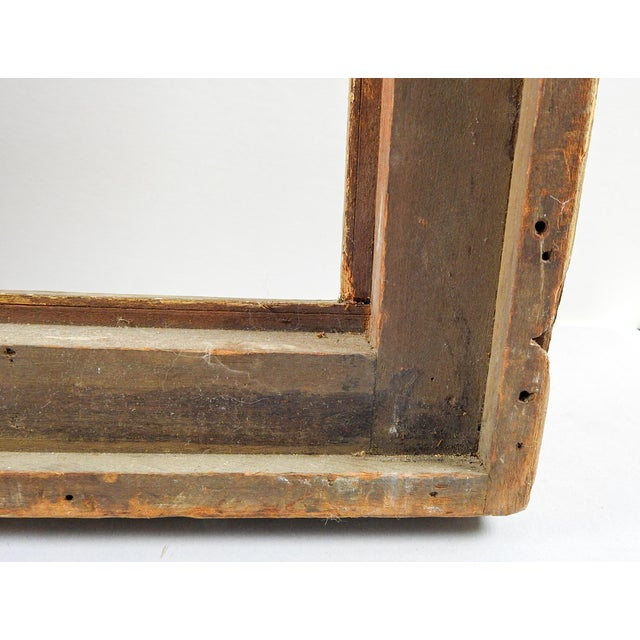 Antique M. Grieve Gothic Picture Frame For Sale - Image 11 of 11