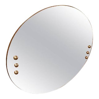 Donald Deskey Art Deco Mirror
