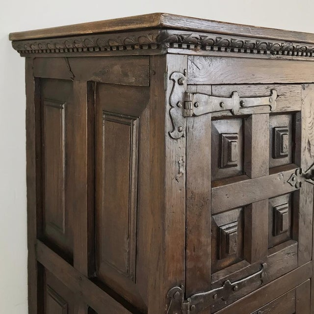 19th Century Spanish Cabinet For Sale In Dallas - Image 6 of 13