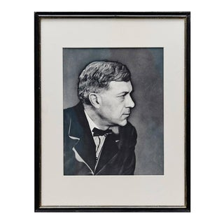 Man Ray Photograph of Georges Braque
