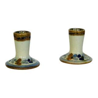 1960s Vintage Ken Edwards El Palomar Candlesticks - a Pair For Sale