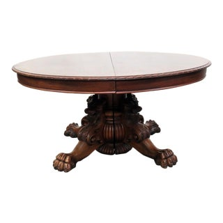 Horner Style Dining Table