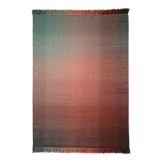 Nanimarquina Shade 1 Hand Loomed Dhurrie Rug 170X240 For Sale