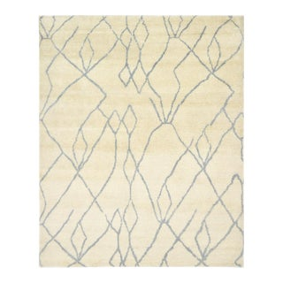 Rebbeca, Hand-Knotted Area Rug - 8 X 10 For Sale