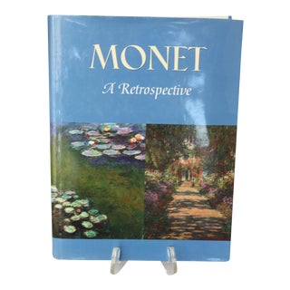 Monet: A Retrospective For Sale