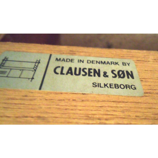 Mid-Century Modern Danish Credenza For Sale - Image 9 of 11