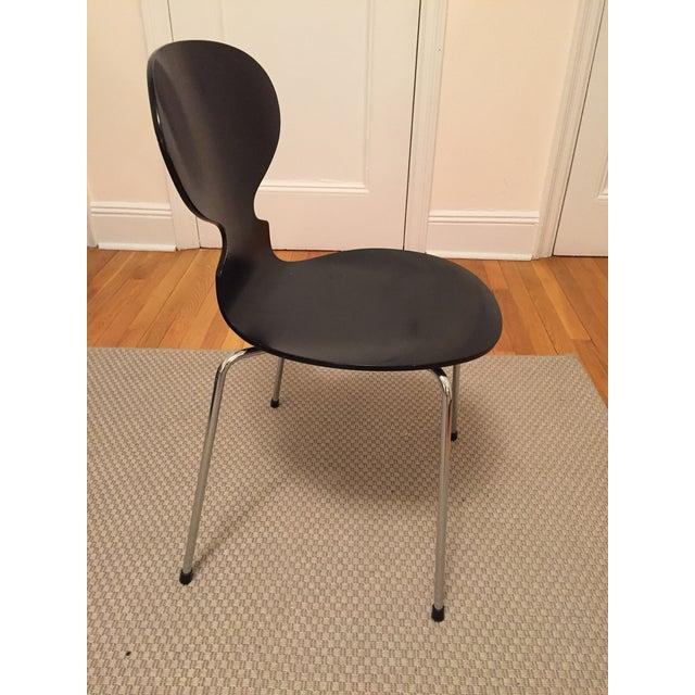 Arne Jacobsen for Fritz Hansen Ant Stacking Chair - Image 3 of 4