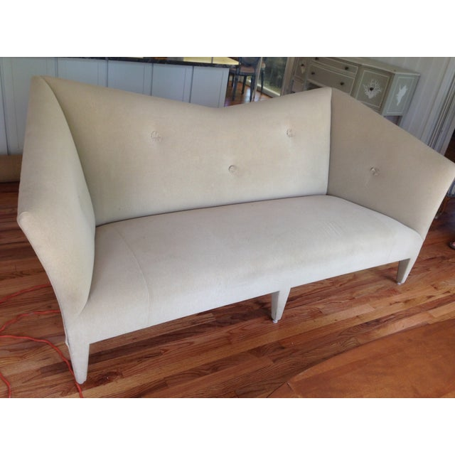 Contemporary John Hutton for Angelo Donghia Sofa For Sale - Image 3 of 7