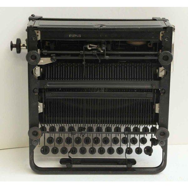 Antique French Portable Typewriter - Image 2 of 10