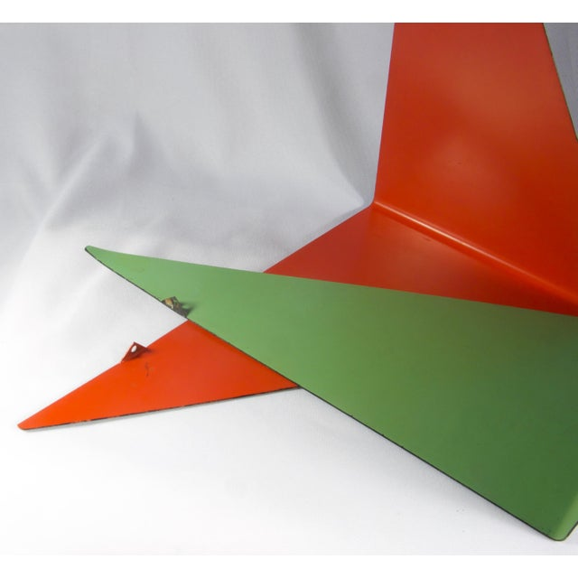 Vintage Mid-Century Poul Cadovius Butterfly Shelves - A Pair For Sale In New York - Image 6 of 8