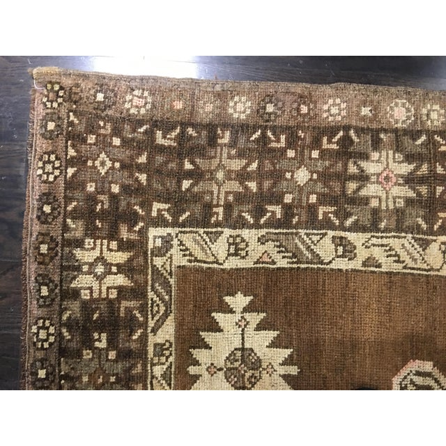 "Bellwether Rugs Turkish Oushak Runner- 5'3"" X 10'11"" - Image 9 of 9"