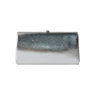Vintage Metallic Silver Purse