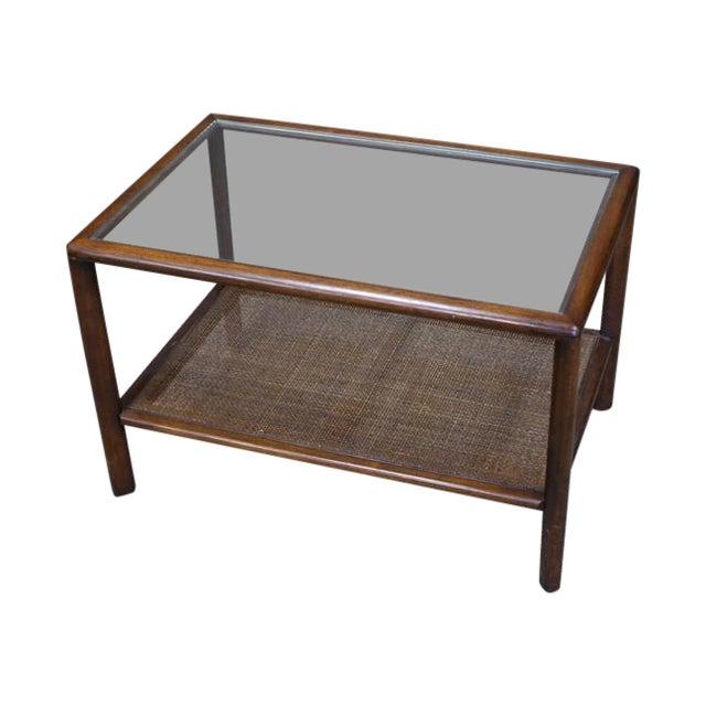 Mid-Century Danish Modern Wood Coffee Table - Image 1 of 3