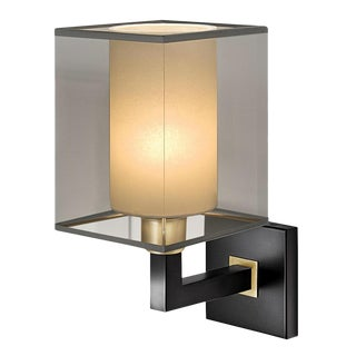 Madison Single Wall Light With Shade For Sale