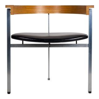 Early Poul Kjaerholm, Pk 11 Chair for E. Kold Christensen, Circa 1957 For Sale
