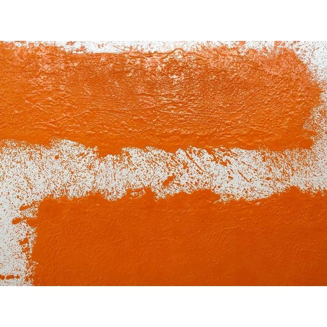 Encaustic John O'Hara, Tar, T2, Encaustic Painting For Sale - Image 7 of 10