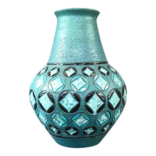 Monumental Aldo Londi Vase Bitossi For Sale