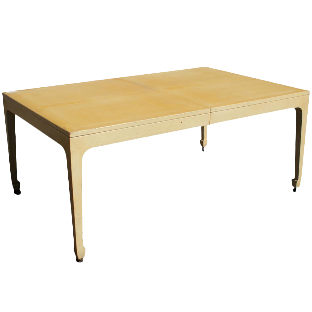 Michael Taylor For Baker Dining Table   Image 1 Of 5