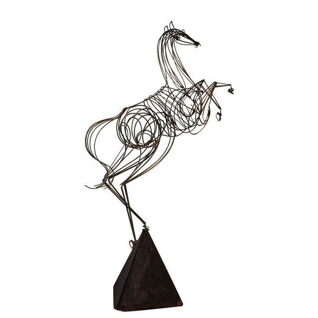 Curtis Jere Horse Sculpture - Image 1 of 10