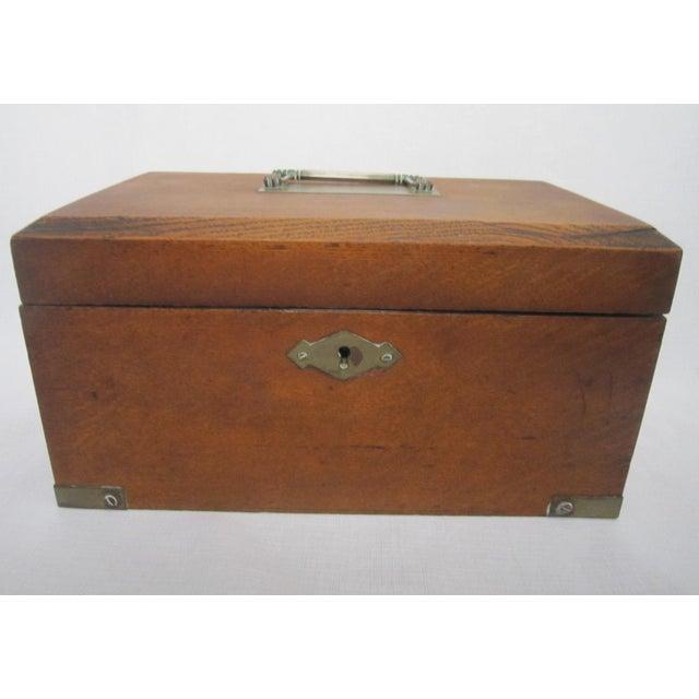 Walnut Humidor Box - Image 2 of 6