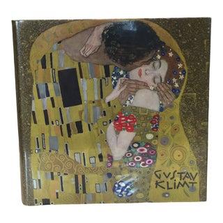 Gustav Klimt Hard Cover First Edition Book, 1968 by Fritz Novotny & Johannes Dobai For Sale