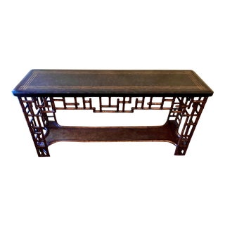 Tommy Bahama Mystic Console For Sale