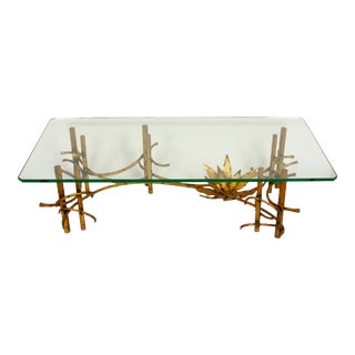 Coffee Table Attributed to Silas Seandel For Sale