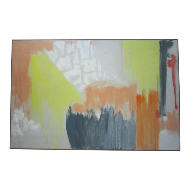 Modern Abstract Painting - Image 1 of 5