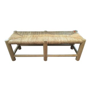 Ralph Lauren Home Driftwood Rush Bench For Sale