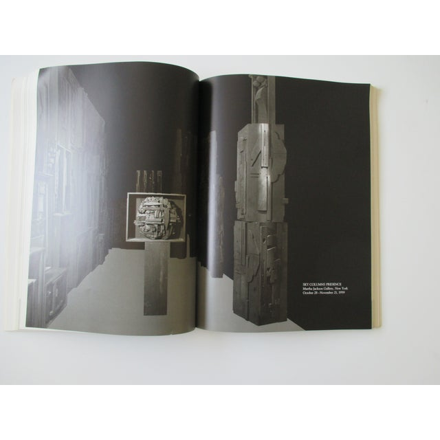American Louise Nevelson Atmospheres and Environments Book For Sale - Image 3 of 7