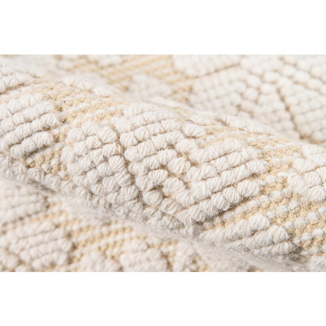 """Madcap Cottage Lisbon Seville Yellow Area Rug 2'3"""" X 8' Runner For Sale - Image 4 of 8"""