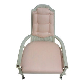 Vintage French Regency Club Chair