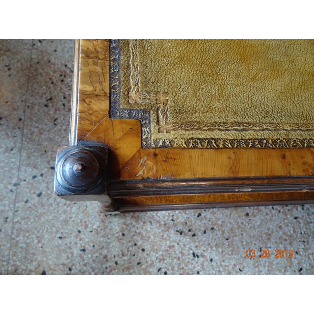 French Vintage French Coffee Table For Sale - Image 3 of 11