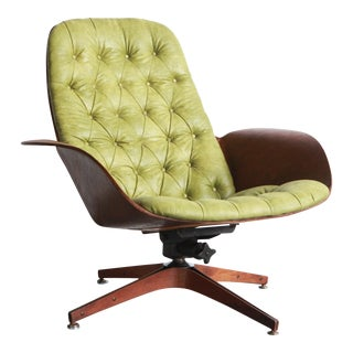 1960s Vintage George Mulhauser Lounge Chair For Sale
