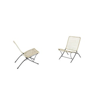 Italian Outdoor Armchairs From the 1950s For Sale