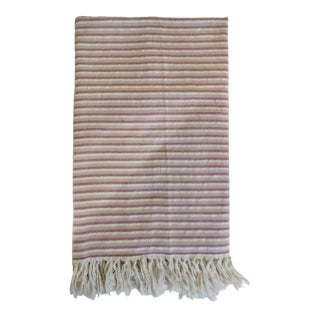 Turkish Hand Made Towel With Natural/Organic Cotton and Fast Drying,34x76 Inches For Sale